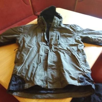 Outdoorjacke 3in1 zum Zippen Gr. 48/50