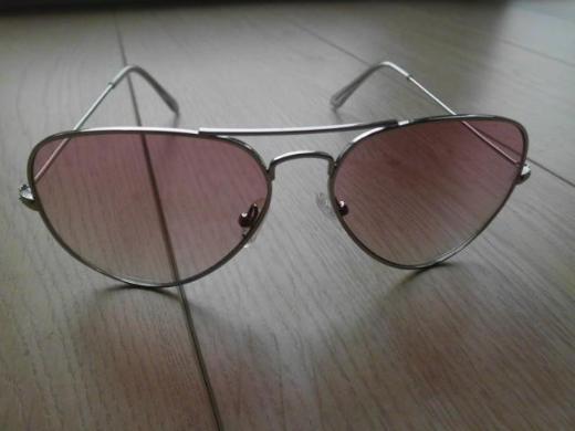 4Care Damen Sonnenbrille Cat 1 Brille Retro Vintage 5,-