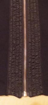 Damen Sweatjacke, Gr.38/S, schwarz, neu - Essen