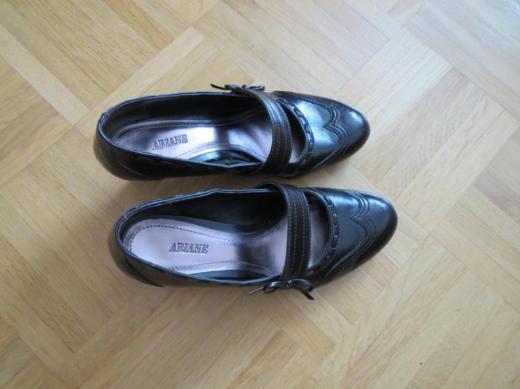 Schuhe, Pumps, Gr.37, braun, hervorragend
