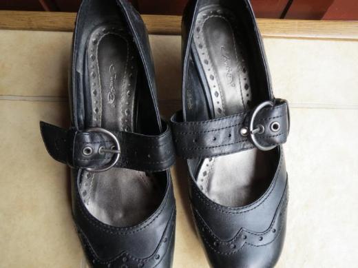 Schuhe, Pumps, Gr.37, schwarz