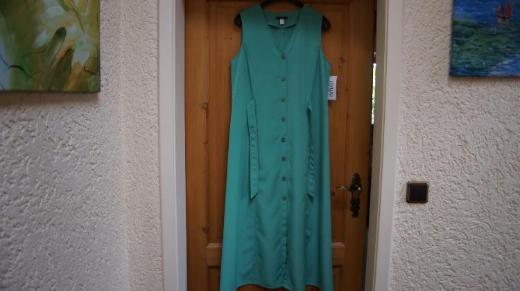 #Kleid, Gr. 42, #NEU, #smaragdgrün, #Exclusiv