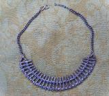 Halskette aus Silber - Bergisch Gladbach
