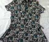 Damen leichte Sommer-Bluse Gr. S - Neckargemünd