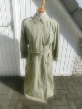 Allegri Damen Trenchcoat Mantel Gr. 40/42 Vintage Retro 10,-