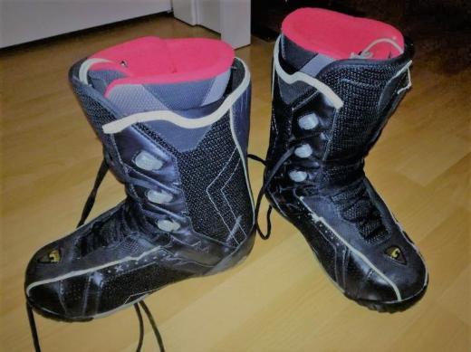 Snowboard Boots, Schuhe Größe 40,5 (geeignet für Gr.38)