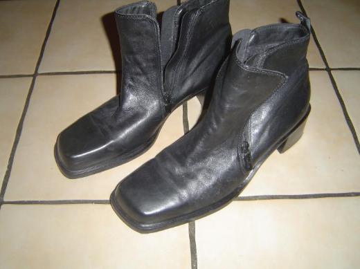 Ecco Damen-Stiefeletten Shape Gr. 42