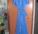 Ballkleid -in traumhaften schönem hellen Blau- Größe 38 (?) - Hückelhoven