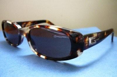 GUCCI GG 2452S - beigebraun Sonnenbrille ORIGINAL