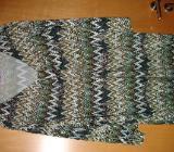 Shirt, Gr. XL-XXL, grün gemustert - Hamburg