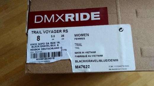 Reebok Sportschuhe, Damen, Trail Voyager RS Größe 38,5