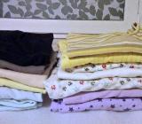 13 tlg. Top, Trägershirt, Nachthemd, Mädchen Schlafanzug Gr. S - Straubing