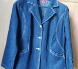Damen-Jeans-Jacke, Größe M, blau - Köln