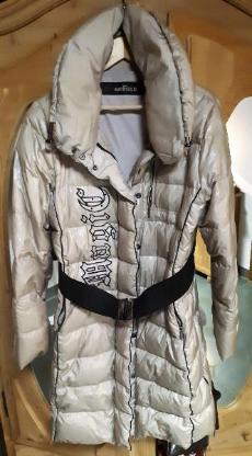 schöne AIRFIELD - Daunenjacke - Mantel - Jacke in Größe 42