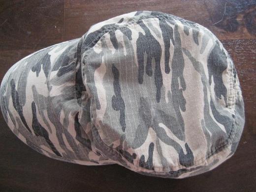 Carmoflage Damen Cappy mit Gummizug Gr. ca 55, wie neu!!