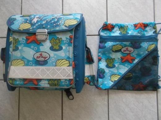 Schulranzen und Sporttasche ab 1Klasse