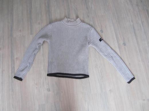 Damen FIREFLY Pullover grau Größe 36