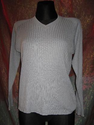 NEUw* Edel, apart, klassisch * V- Ausschnitt * Pullover ''Strellson'' Größe 36- 38/, pastell *