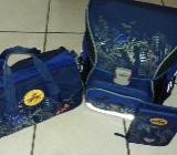 Schulranzen mit Sporttasche und Schulmäppchen zu verkaufen - Bergheim