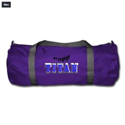 12 Poop TITAN - Sporttasche 32,49 €