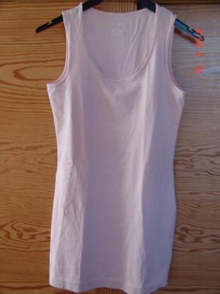 Esmara Kleid ärmellos - Gr. 36/38 - Rosé - Nude
