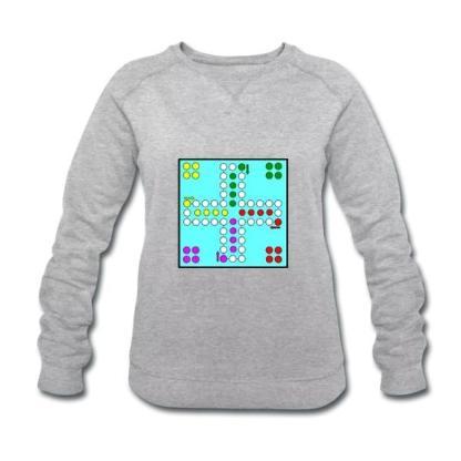 21 Mensch ärgere Dich nicht - Frauen Bio-Sweatshirt von Stanley & Stella 44,49 €