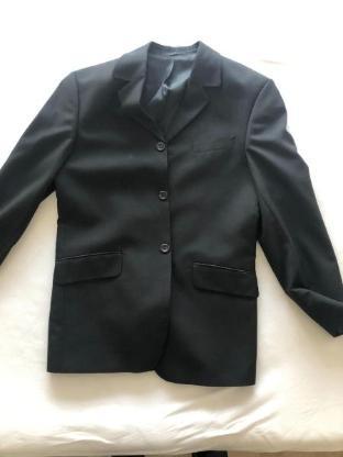 Sakko schwarz Größe 98