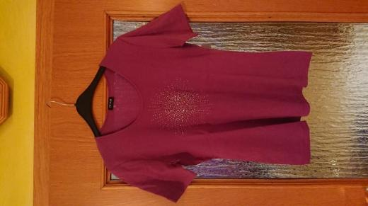 T-Shirt Gerry Weber, lila, Größe 40