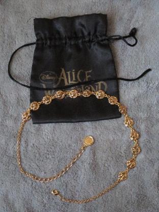 Halskette TOM BINNS Disney Couture - Alice in Wonderland