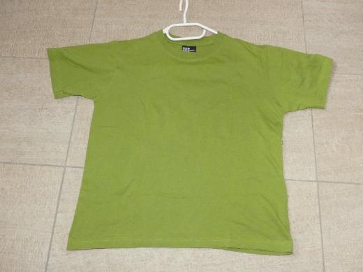 grünes T-Shirt von one by one (auch zu verschicken)