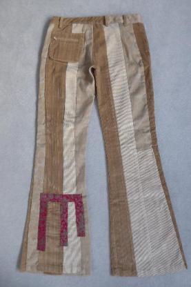 Custo Barcelona Damen-Hose Gr. 40, Mod. Tarik Ecru, neu - nie getragen