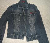 Jeansjacke schwarz - Marl