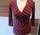 Shirt, pink-schwarz, Größe XS, von pagani, original aus Neuseeland, neuwertig - Mülheim an der Ruhr
