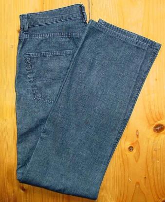orig. Hugo Boss Jeans 32 36 Hose entspricht ca. Gr. 94 bzw. 48 lang