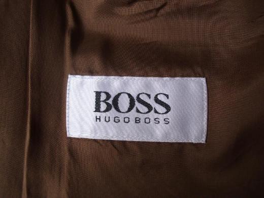 Hugo Boss Herren Sakko Gr.98 braun
