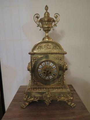 13000 Boulle Tischuhr Historismus 1850 - Kostenloser Versand