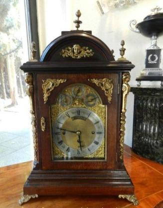 11324 Viktorianische Uhr von Webster London - Kostenloser Versand