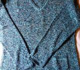 Damen Pullover Gr. 50 Blau Türkis TOP Zustand! - Bergisch Gladbach