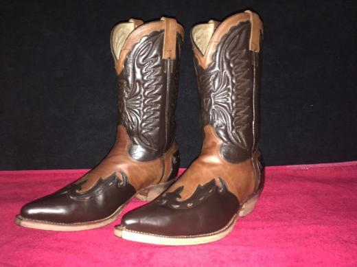 Cowboy Stiefel Don Quijote Gr. 12 / 46