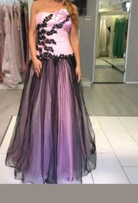 Neues kleid mit Etikett für besondere Anlässe  Größe 38