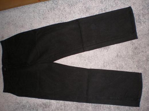 Jeans für Herren, schwarz, Größe 36x32
