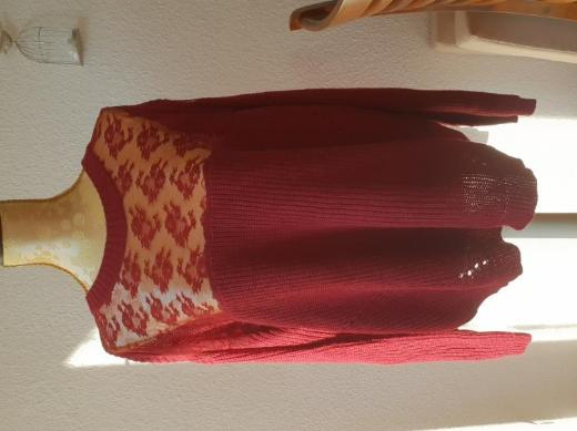 süßer Pullover in Gr. Xl