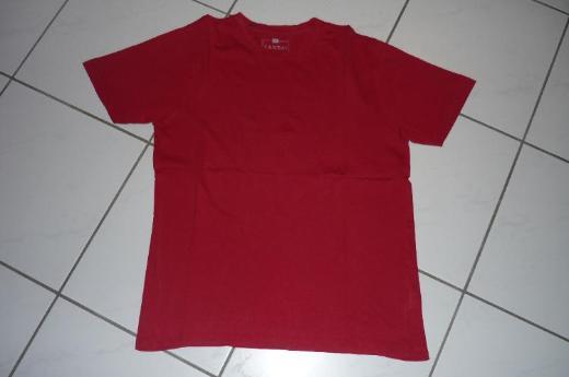 """T-Shirt""""s (C&A) """"CANDA"""" Gr.: M"""
