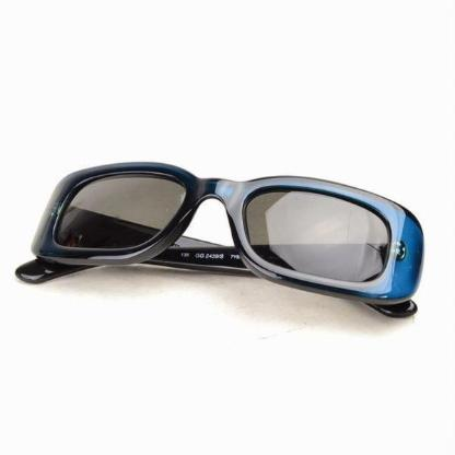 GUCCI GG 2439 S 7YB 49□20 Blue-Black Sonnenbrille