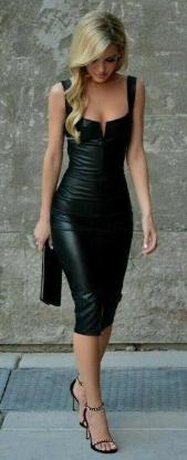 Bandage Bodycon Mididress Abendkleid Size M schwarz - NEU