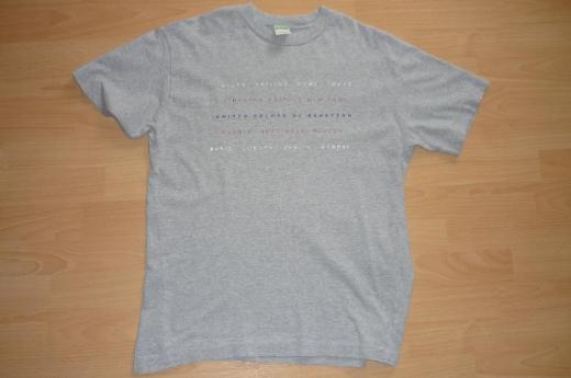 """T-Shirt """"Benetton"""" Gr: M"""