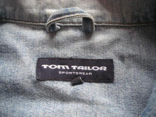 Herren Jeansjacke von Tom Tailer Gr. XXL