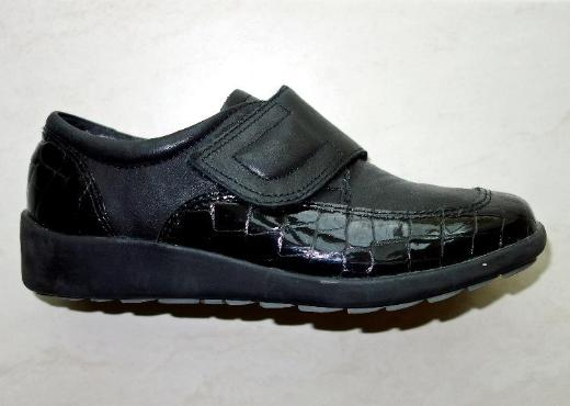Damenschuh, Schuhe, ara, Halbschuhe, schwarz
