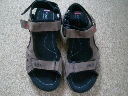 Ecco All Terrain Lite Sandalen, braun, Gr. 46 (fällt kleiner aus)