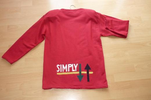 Pullover Gr. S ( Rot)